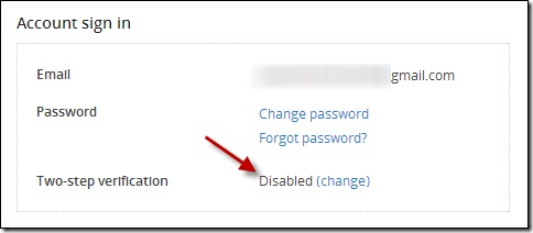 Come proteggere il tuo account Dropbox con immagine di verifica in due passaggi 2 - Professor-falken.com